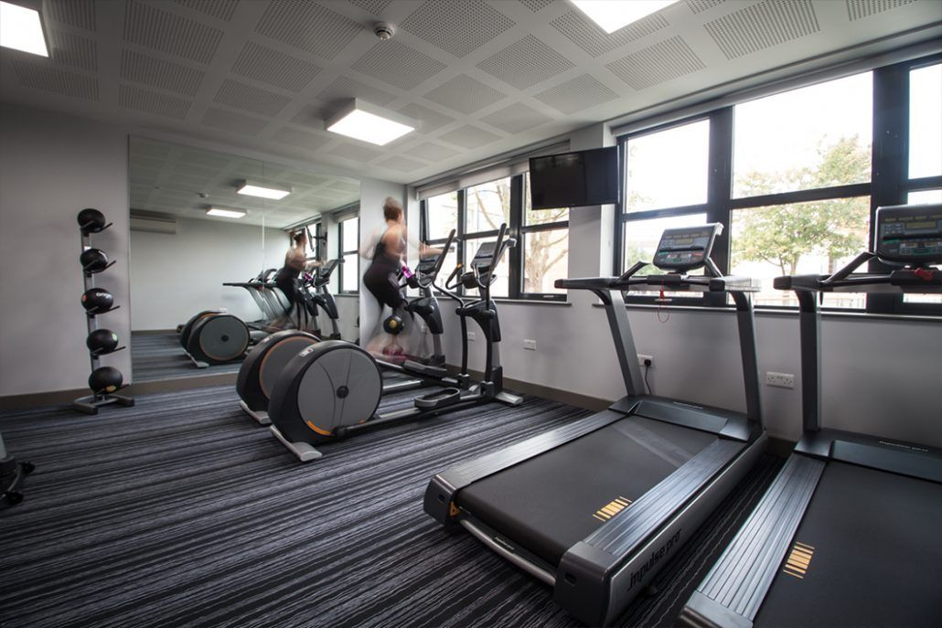 Luxury bristol student accommodation exclusive gym water lane