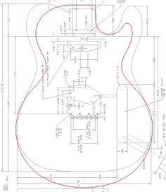 les paul headstock template pdf cerca con google building