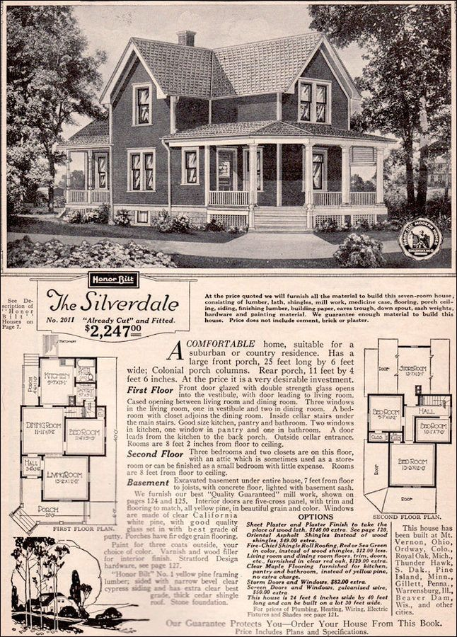 1923 Sears Roebuck Kit House In Venice Asking 2 5 Million Kit Homes House Plans Vintage House