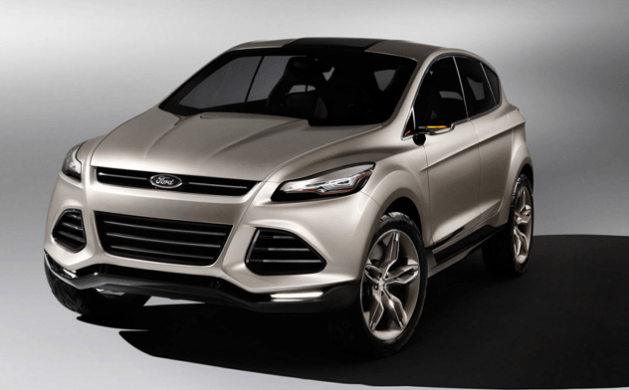 2020 Ford Escape Concept And Redesign Review New Car Rumor