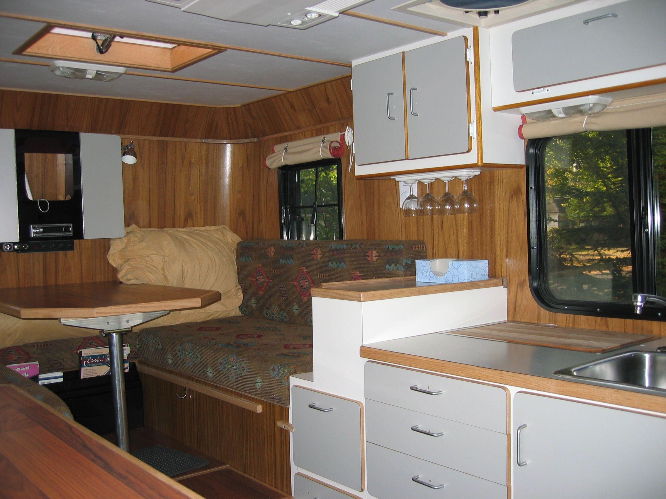 Unimog Camper interior | Campers | Pinterest | Camper ...