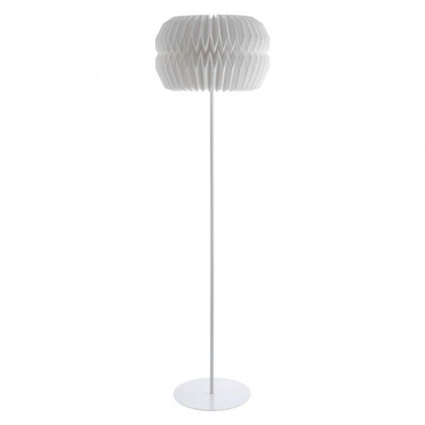 Kura white metal floor lamp with paper shade 46 liked on kura white metal floor lamp with paper shade 46 liked on polyvore featuring aloadofball Images
