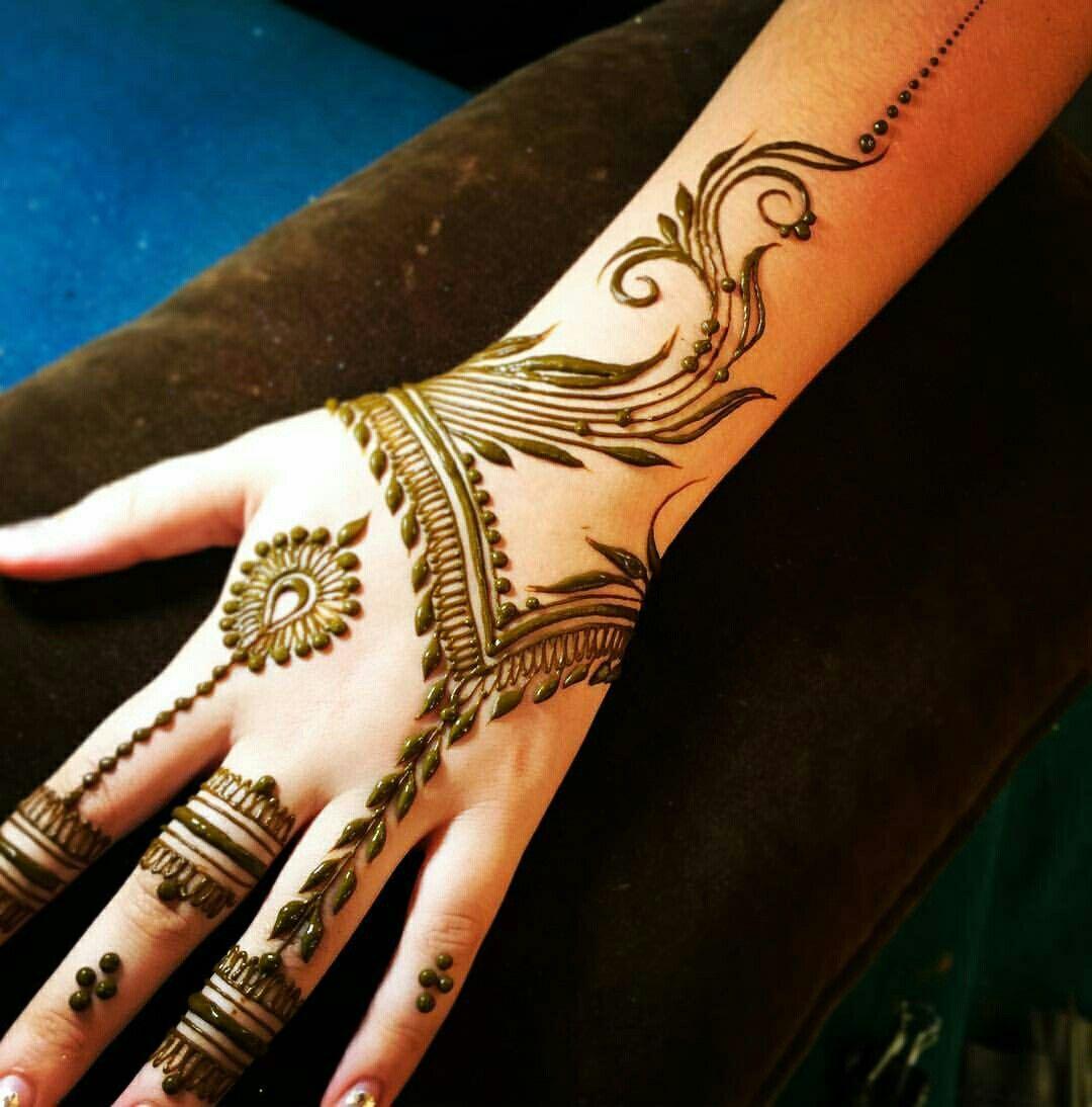 Pin de Vinita Sinha en henna | Pinterest