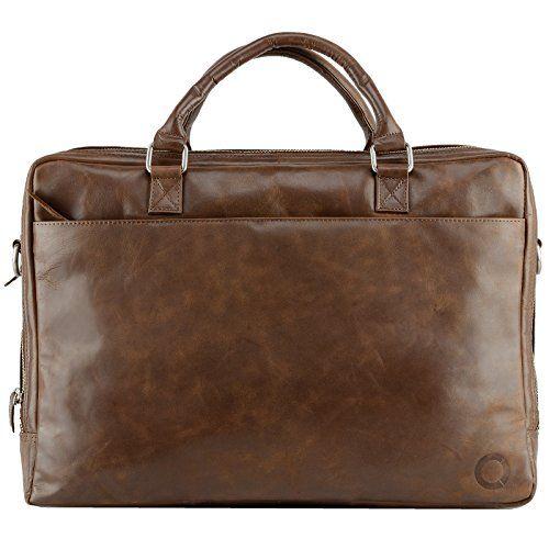 #Echt #Leder #Messenger #Bag #Aktentasche #Schultertasche #Umhängetasche #DIN-A4…