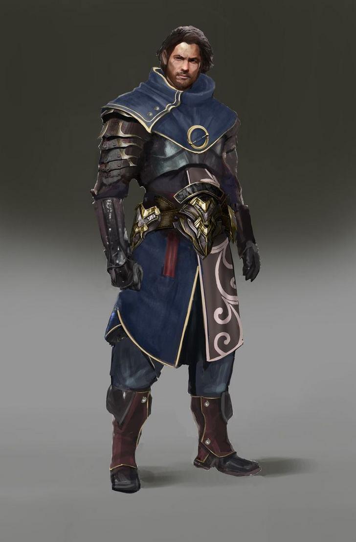 DnD male paladins & clerics - inspirational - Album on Imgur | Fantasy character design ...
