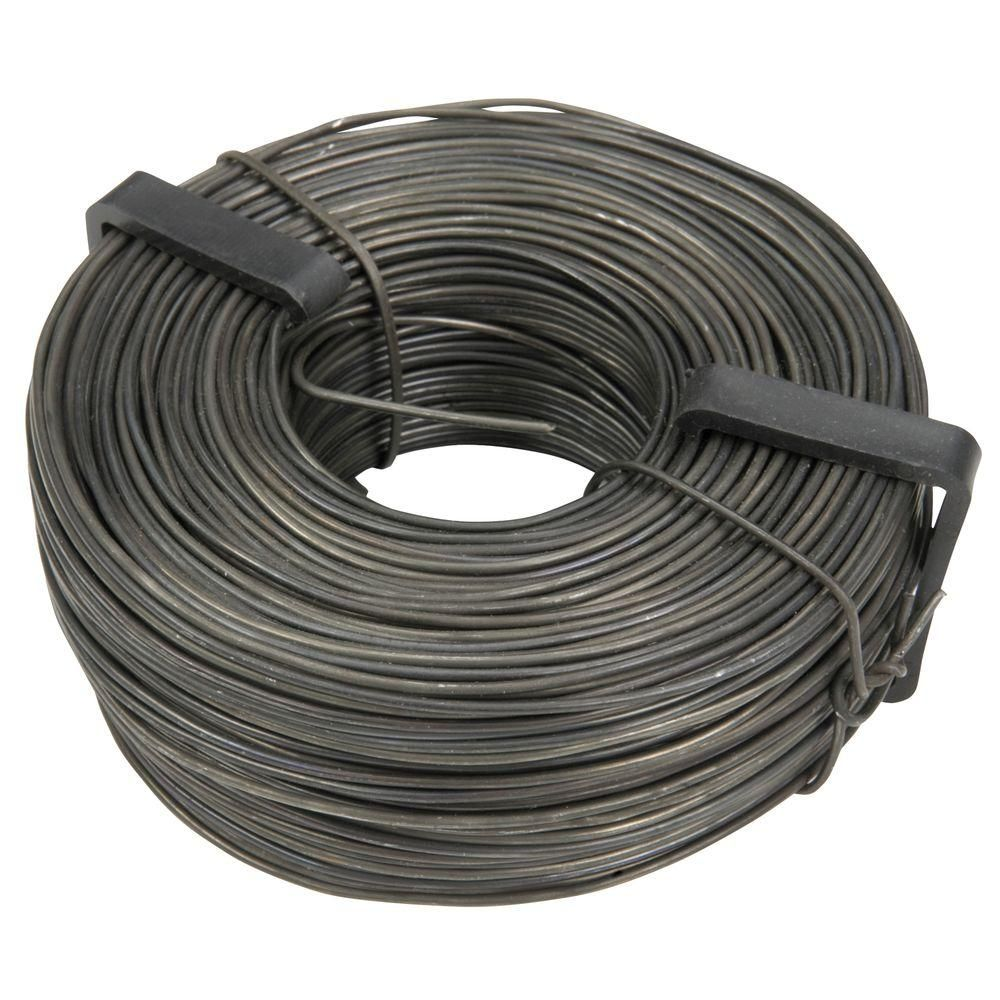 Weyerhaeuser 400 ft. 16.5-Gauge Rebar Tie Wire | Gardens and Coops