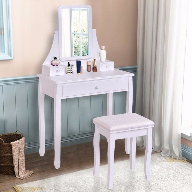 The Importance Of Vanity Desk - Decorifusta#decorifusta #desk #importance #vanity