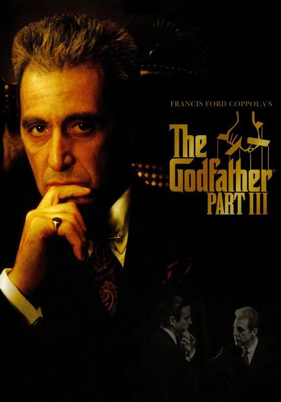 The Godfather Part 3 (1990) POSTER | The godfather part iii, Godfather  movie, The godfather