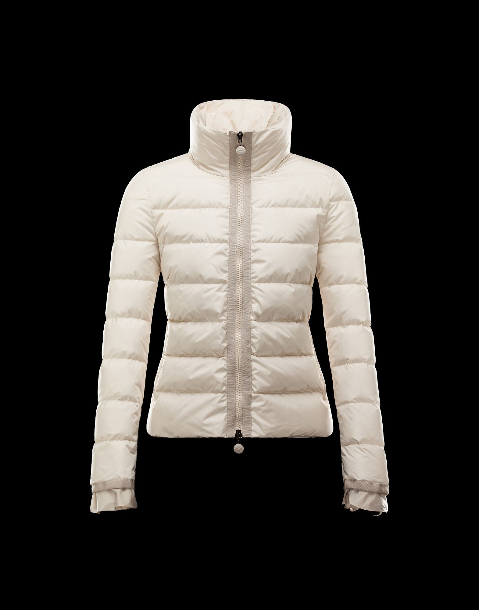 White Moncler Jacket Online the New Moncler Collection