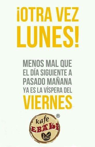 Menos mal .... #AllYouNeedIsLove #Happy2015 #Monday #Desayunos #Breakfast #Yommy #ChaiLatte #Capuccino #Hotcakes #Molletes #Chilaquiles #Enchiladas #Omelette #Huevos #Mexicana #Malteadas #Ensaladas #Café #CDMX #Gourmet #Chapatas #Cuernitos #Crepas #Tizanas #SodaItaliana #SuspendedCoffees #CaféPendiente  Twiitter @KafeEbaki  Instagram kafe_ebaki www.facebook.com/KafeEbaki Pedidos 65482617