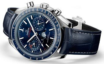 Omega Speedmaster Master Chronometer Chronograph Moonphase
