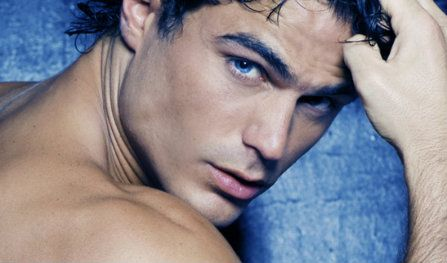 Gideon Cross- Bared to you...  (really gives Christian Grey a run for his money) LOL :)