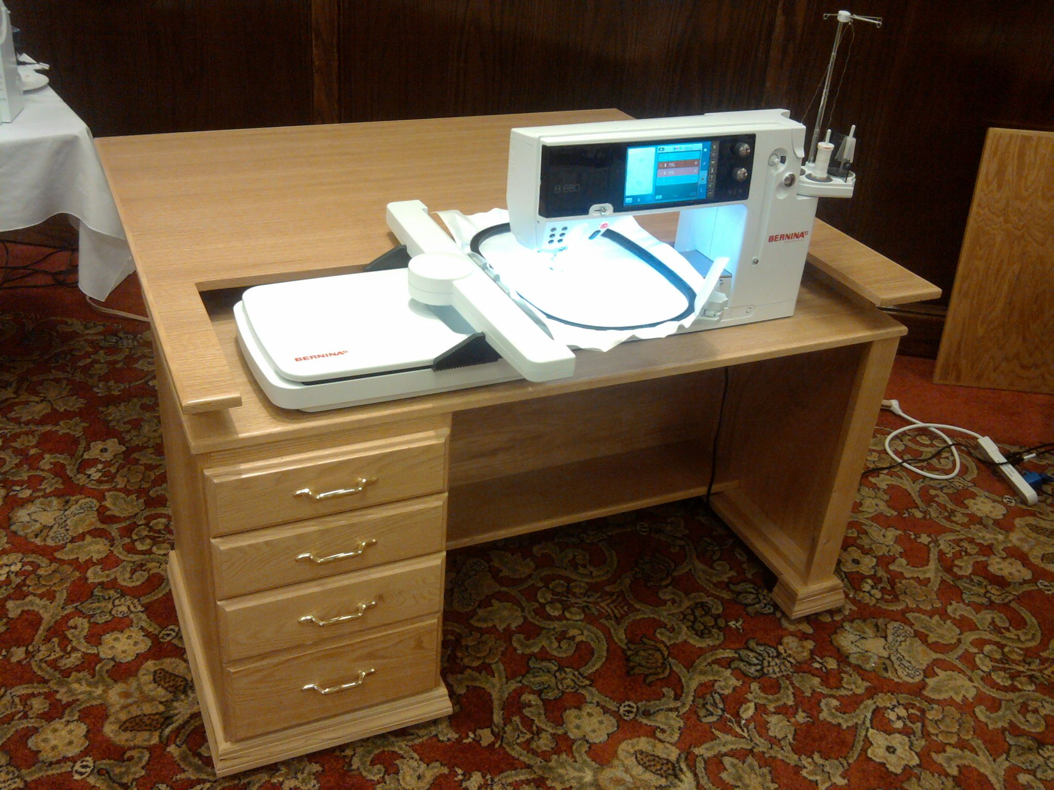564lfa Jpg Sewing Room Furniture Sewing Machine Tables Sewing Rooms