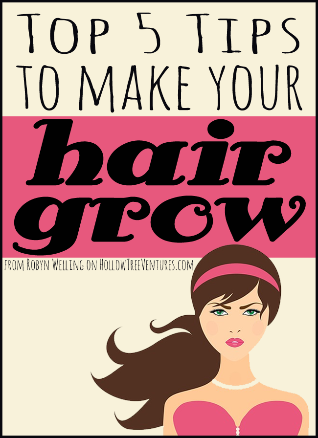 home remedies to make hair grow