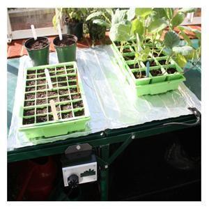 Propagation Heating Mats Heat Mat Growing Seeds Propagation