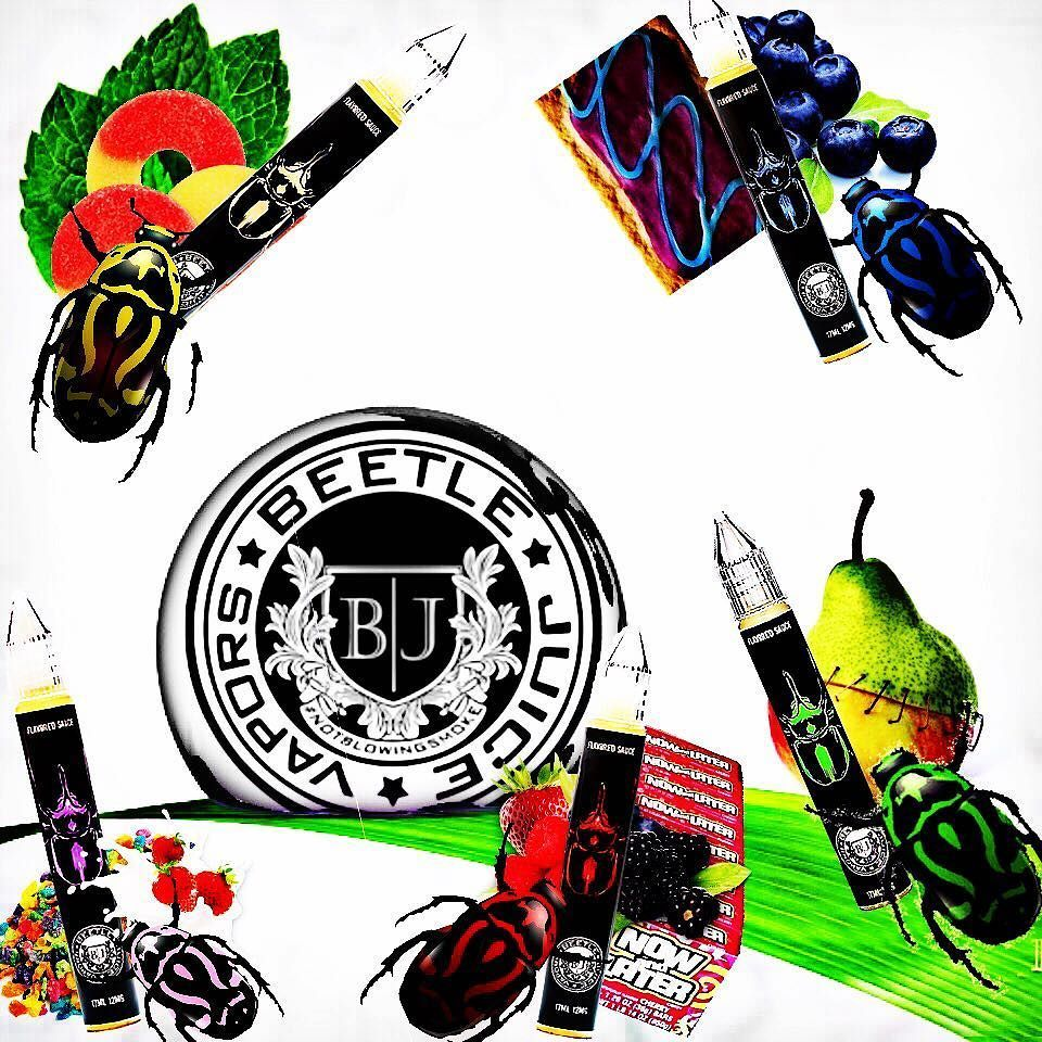 NEW FLAVOR ALERT @beetlejuicevapors Is finally here @nextgen_vapeshop These 35ml bottles are packed with mouth watering flavors.  Introducing: Beetle Juice Vapors Now and Later Cherry Pomegranate Hard Candy & a Hint of Chill Riddler Green Apple Pear & Mixed Berries Blueberry Hills Blueberry Pop-Tart God's Nectar Peach Rings with a Hint of Chill Bedrock Pebbled Cereal & Strawberry Milk#worldwidevapors #ejuice #eliquid#ejuiceporn #ejuice2die4 #premiumeliquid#eliquids #flavorchaser…