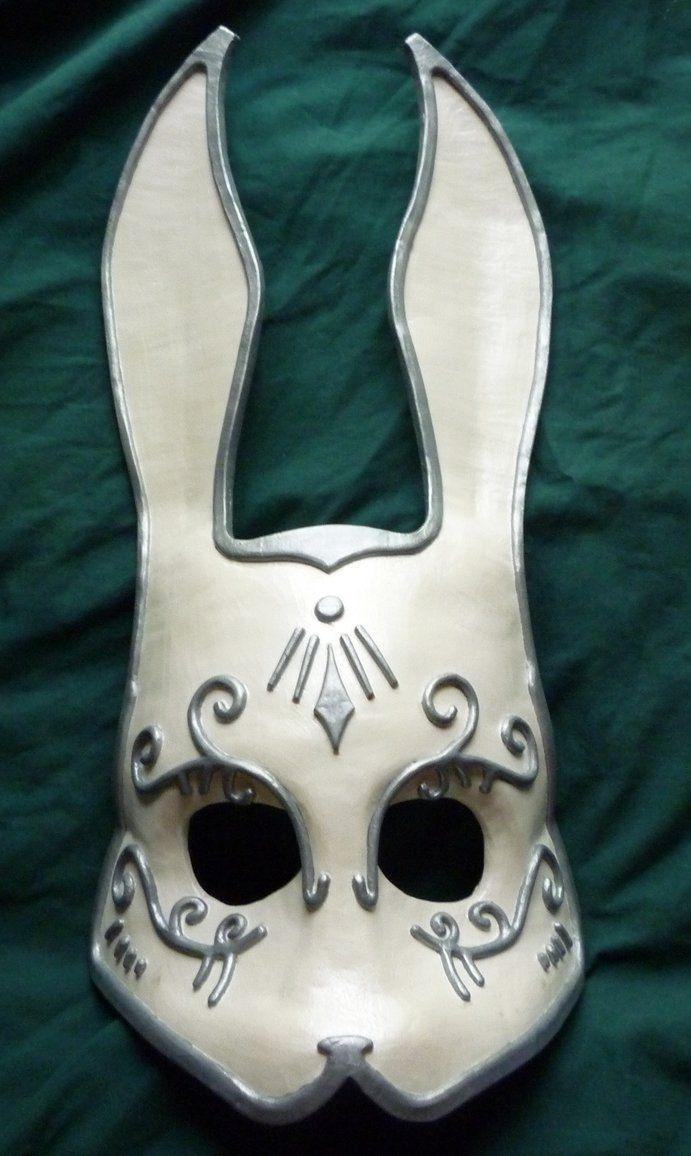 bioshock splicer bunny maskkylemillard | halloween | pinterest