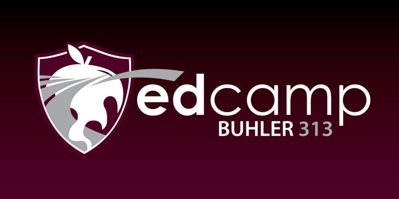 Edcamp313 (Buhler, KS) Edcamp, Event registration, Logos