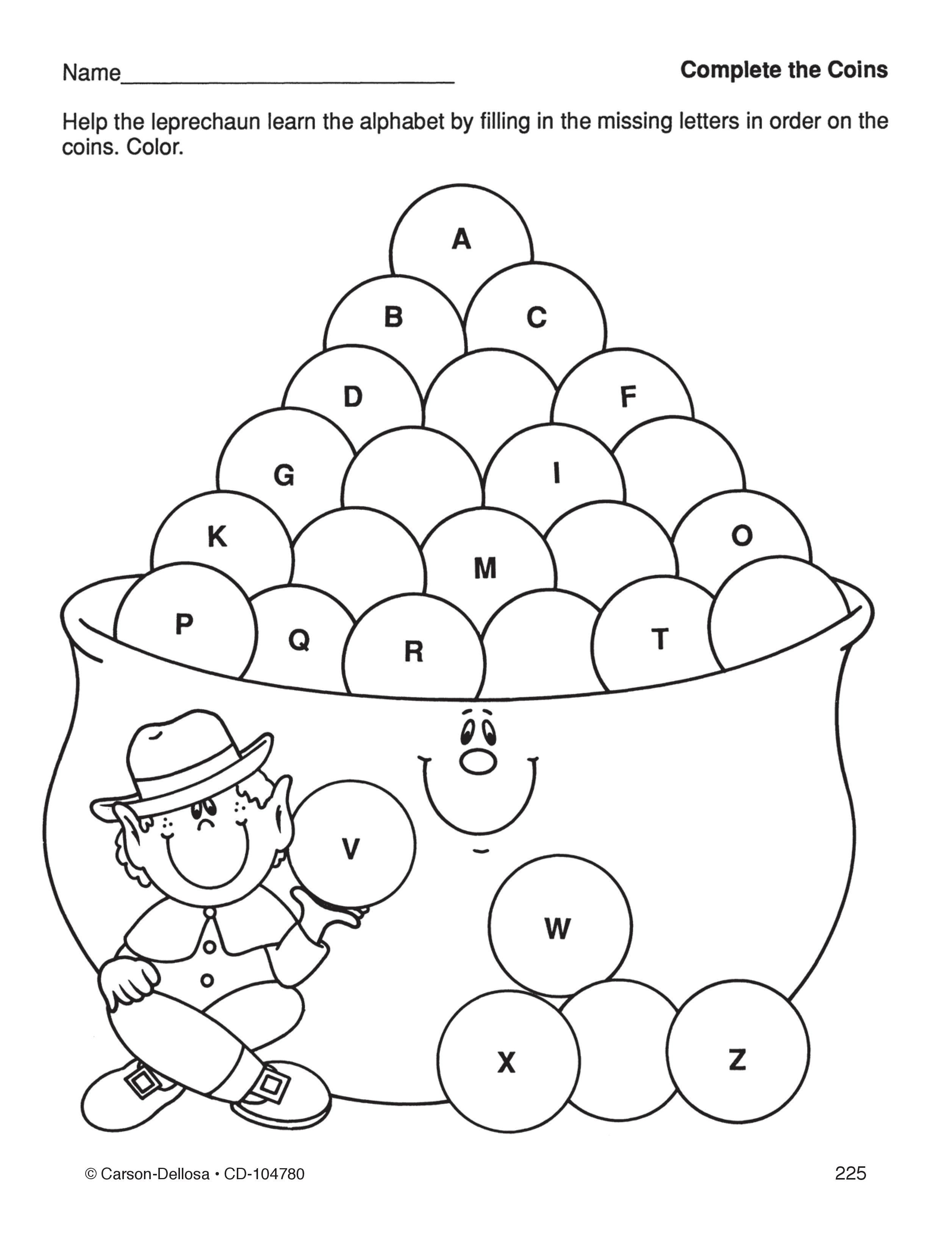 This Learning Leprechaun Is Ready To Help Your Toddler