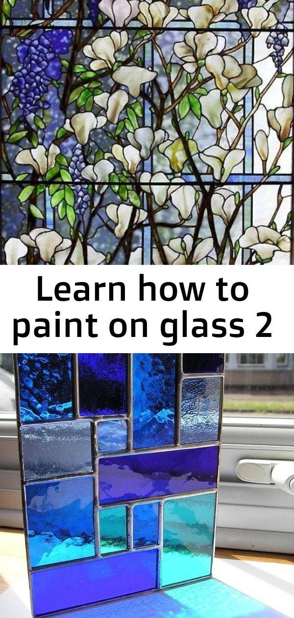 Photo of Malen auf Glas ist ein lustiges und kostengünstiges Hobby. Lesen Sie weiter, um zu erfahren, wie Sie …