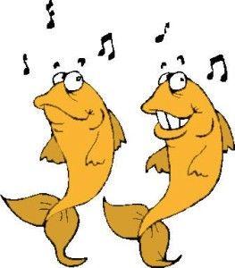 dancing fish clip art ashlynn s mural pinterest clip art and fish rh pinterest com Coral Clip Art Five Fish Clip Art
