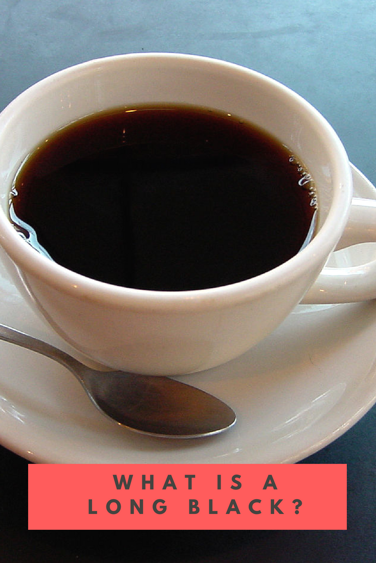 Long Black vs Americano Which is Best? Coffee recipes