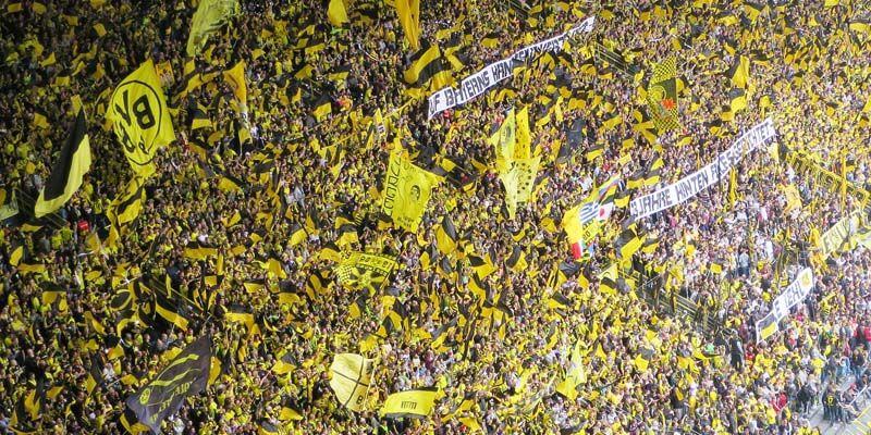 Fussball Rucktritt Von Jurgen Klopp Antje Heimsoeth Borussia Dortmund Dortmund Bvb