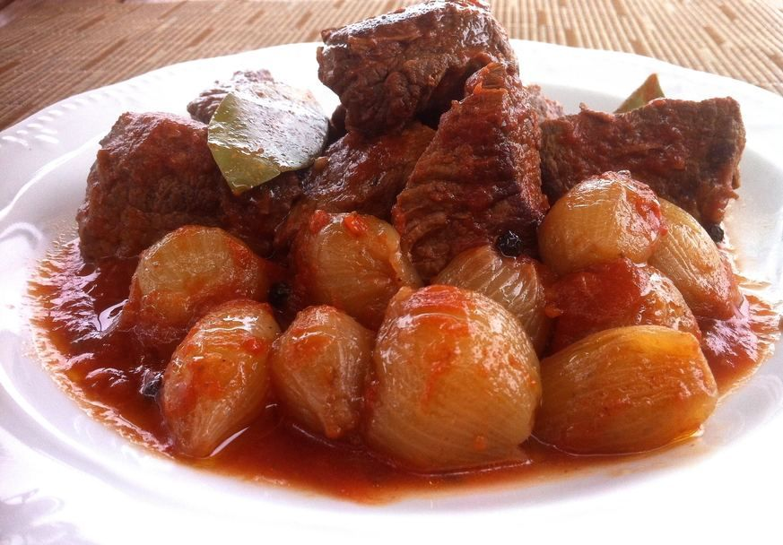 Recipe Cypriot Stifado
