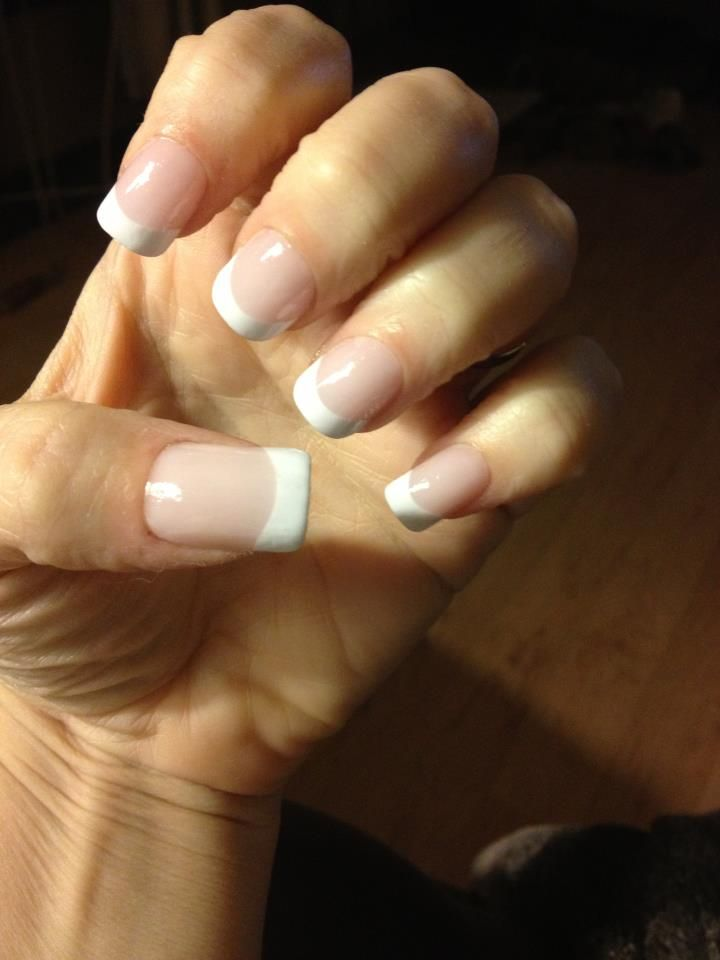 Fan Jeanette Mcduffie loves her French tip, active-length custom-fit ...