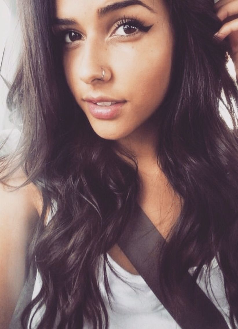 Taking out nose piercing  My Style More  photos  Pinterest  Piercings Hair and Tattoos