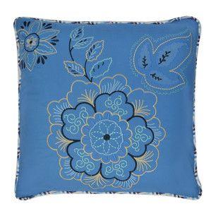 Freya Embroidered Pillow