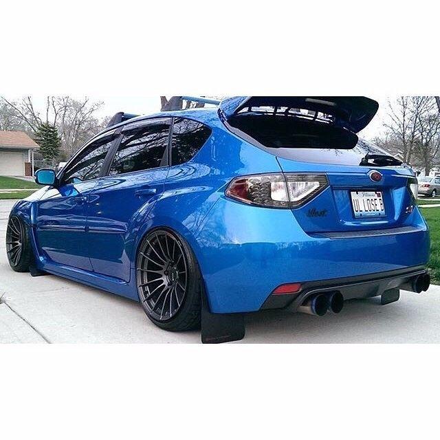 Subaru Impreza Subaru Impreza Subaru Sti Hatchback