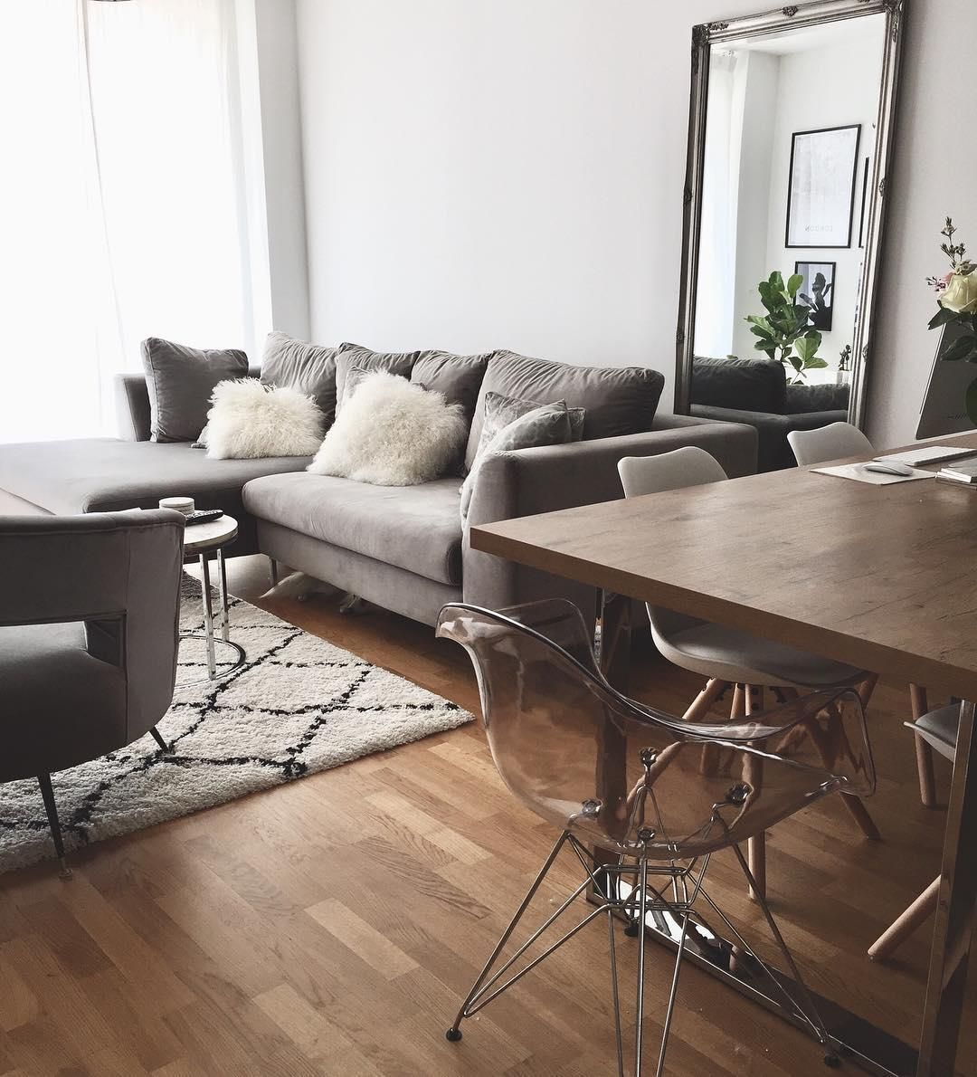Wohnzimmerfliesen 2018 handgetufteter teppich naima in   wohnzimmer  pinterest