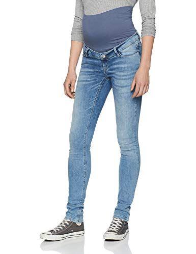Photo of ESPRIT Maternidade Calças femininas Denim OTB Slim Maternidade Jeans