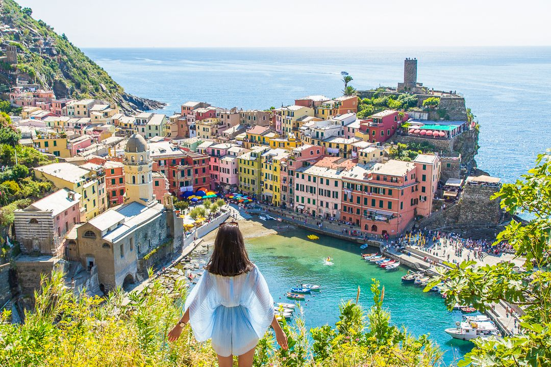 monterosso to vernazza - K is for Kani | Vernazza, Monterosso, Hiking trip