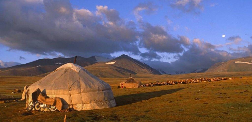 paysage mongolie