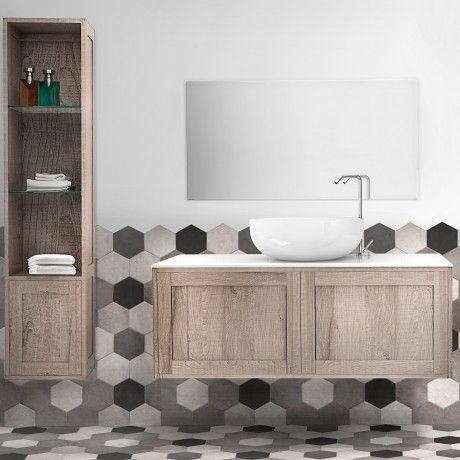 B&C Urban Chic Badezimmer Komplettset   Ideen für Stauraum ...