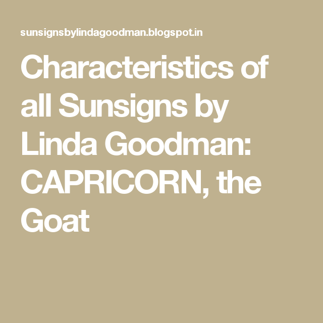 Aries woman capricorn man linda goodman