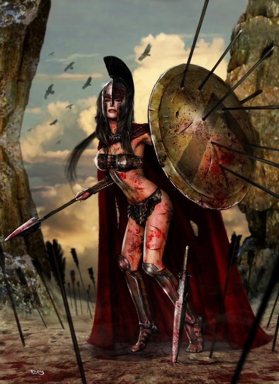 women as warriors Find and save ideas about woman warrior on pinterest | see more ideas about female warriors, female warrior names and warrior princess.