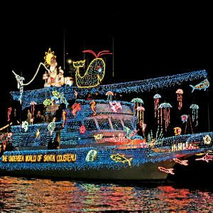 Deck the Hulls | Newport beach california, Christmas lights and ...