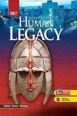 Holt World History: Human Legacy ? 2008