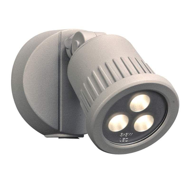 plc lighting 1763 3 light 4 wide led flood lights from the ledra