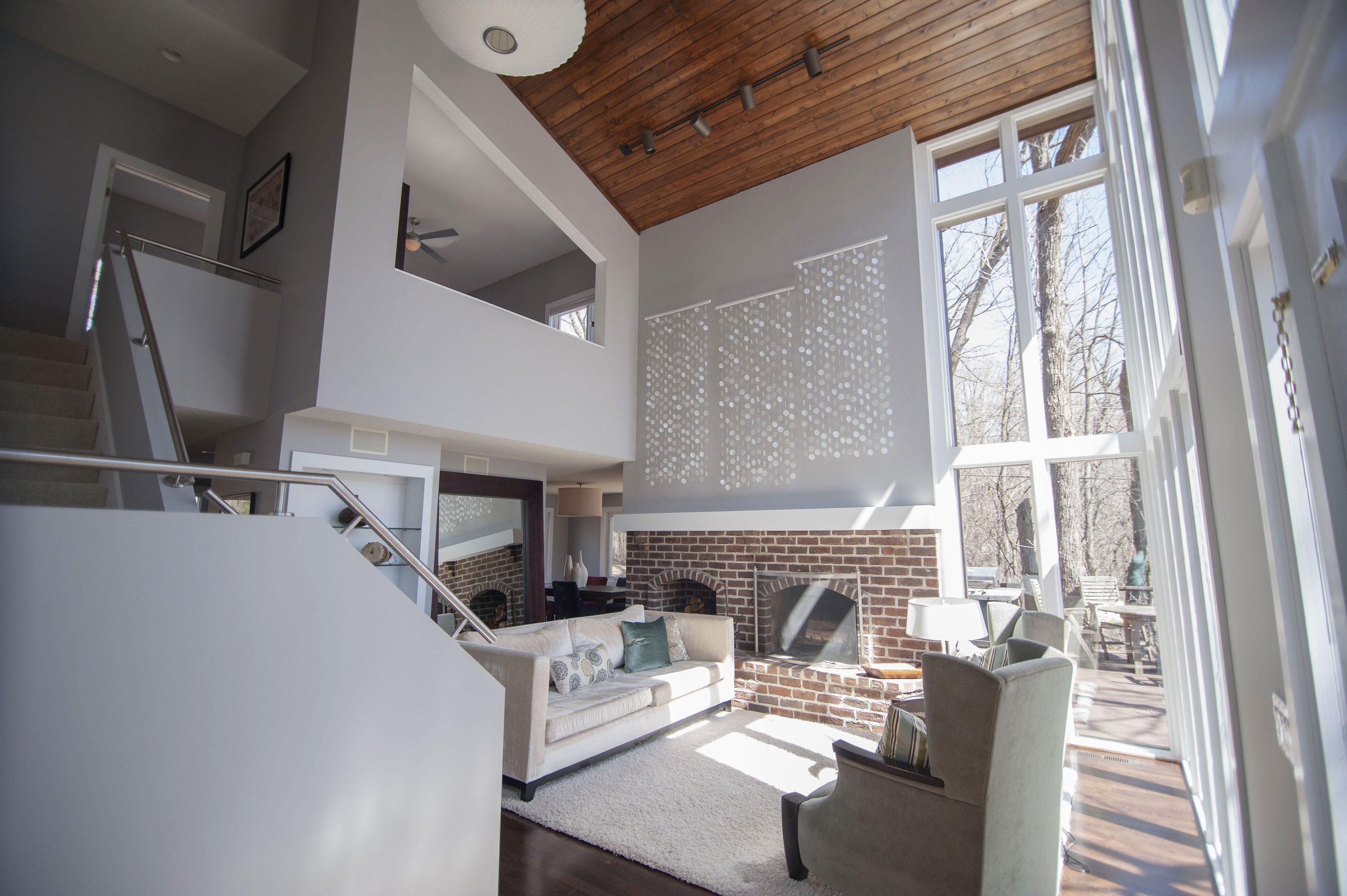 Just hit the market today. Beautiful contemporary home designed by ...