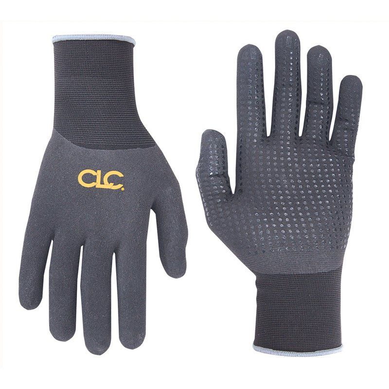 CLC Work Gear 2039X Extra Large Sandy Foam Nitrile Gloves - 2370-6872