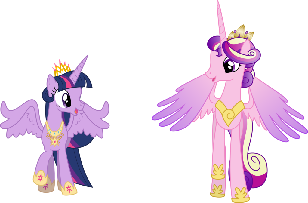 My Little Pony Coloring Pages Nightmare Moon : Cadence was a pegasus pony she was not born as an alicorn like