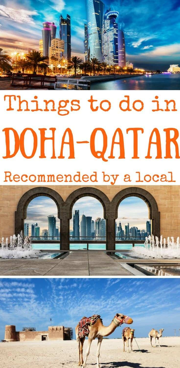 A local's guide: Things to do in Doha, Qatar | travelpassionate.com