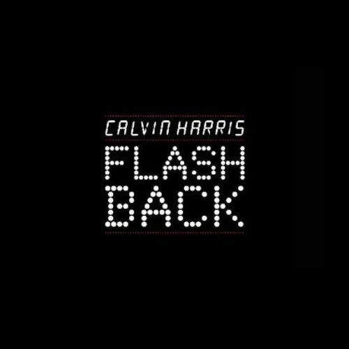 Calvin Harris – Flashback (single cover art)