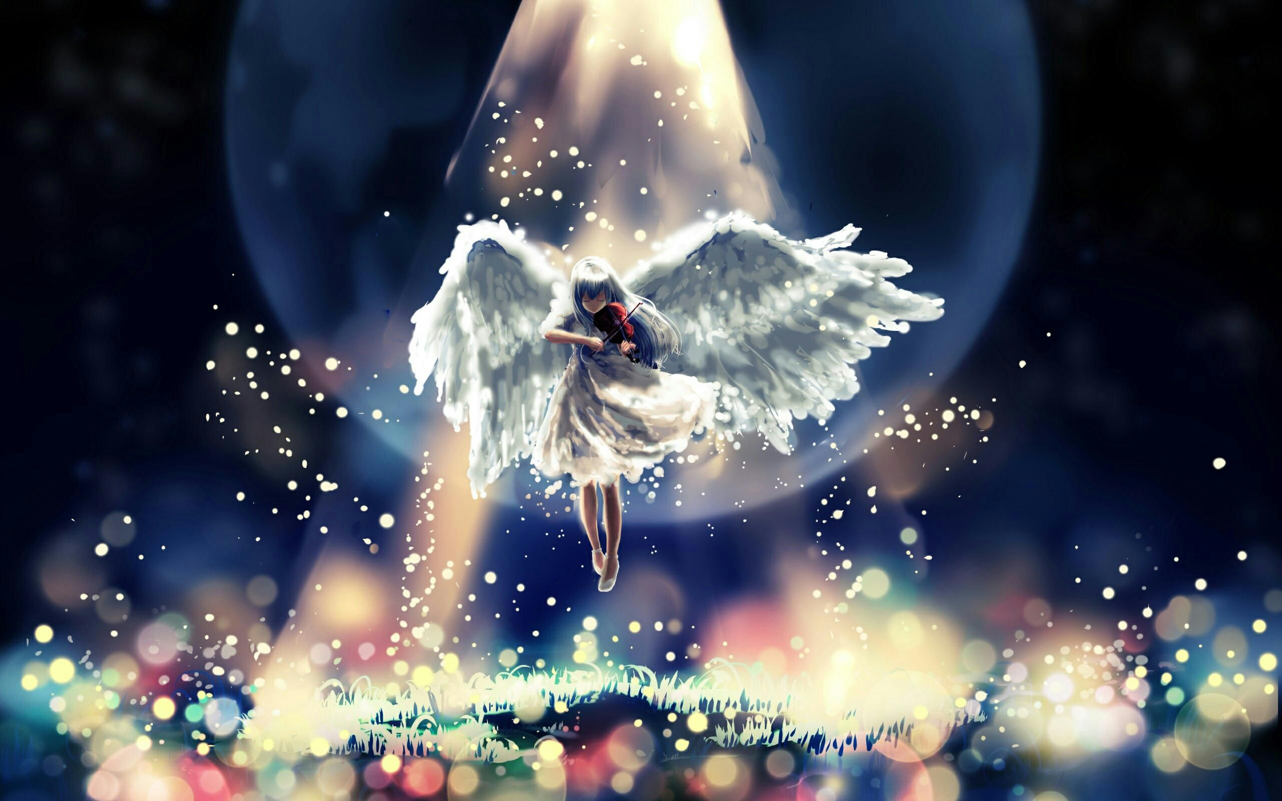 Anime Wallpaper And for Nightcore Angel wallpaper, Angel