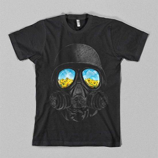 Exceptional Hereu0027s A Cool, Thought Provoking Graphic T Shirt. #shirt #design