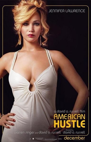 A great poster of Jennifer Lawrence as Rosalyn from David O Russell's movie American Hustle! Ships fast. 11x17 inches. Need Poster Mounts..?